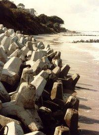 Ustronie Morskie, plaża