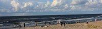 Morze i plaża w Rewalu