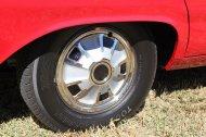 opona w samochodzie Chrysler